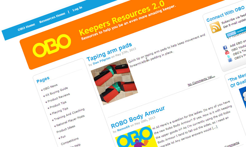 OBO Keepers Resources